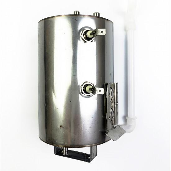 Бак нагрева воды для кулера с тэном неразборной