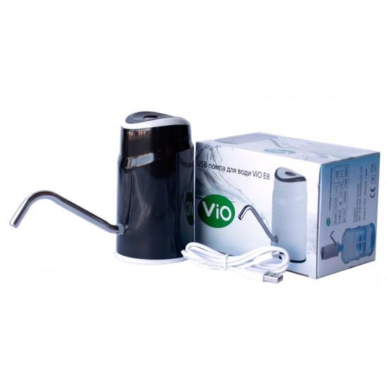 Помпа электрическая Vio E8 Black для воды